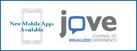 Jove : Journal of Visualized Experiments mobile apps