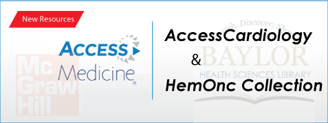 Access Medicine - Access Cardiology and HemOnc Collection