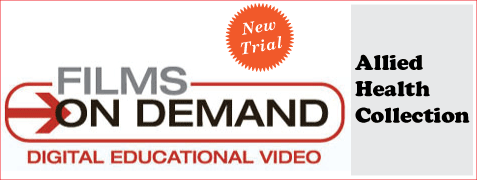 Films on Demand Trial - Allied Health collection