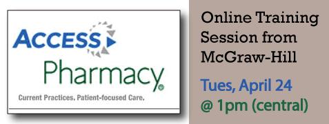 AccessPharmacy Online Training