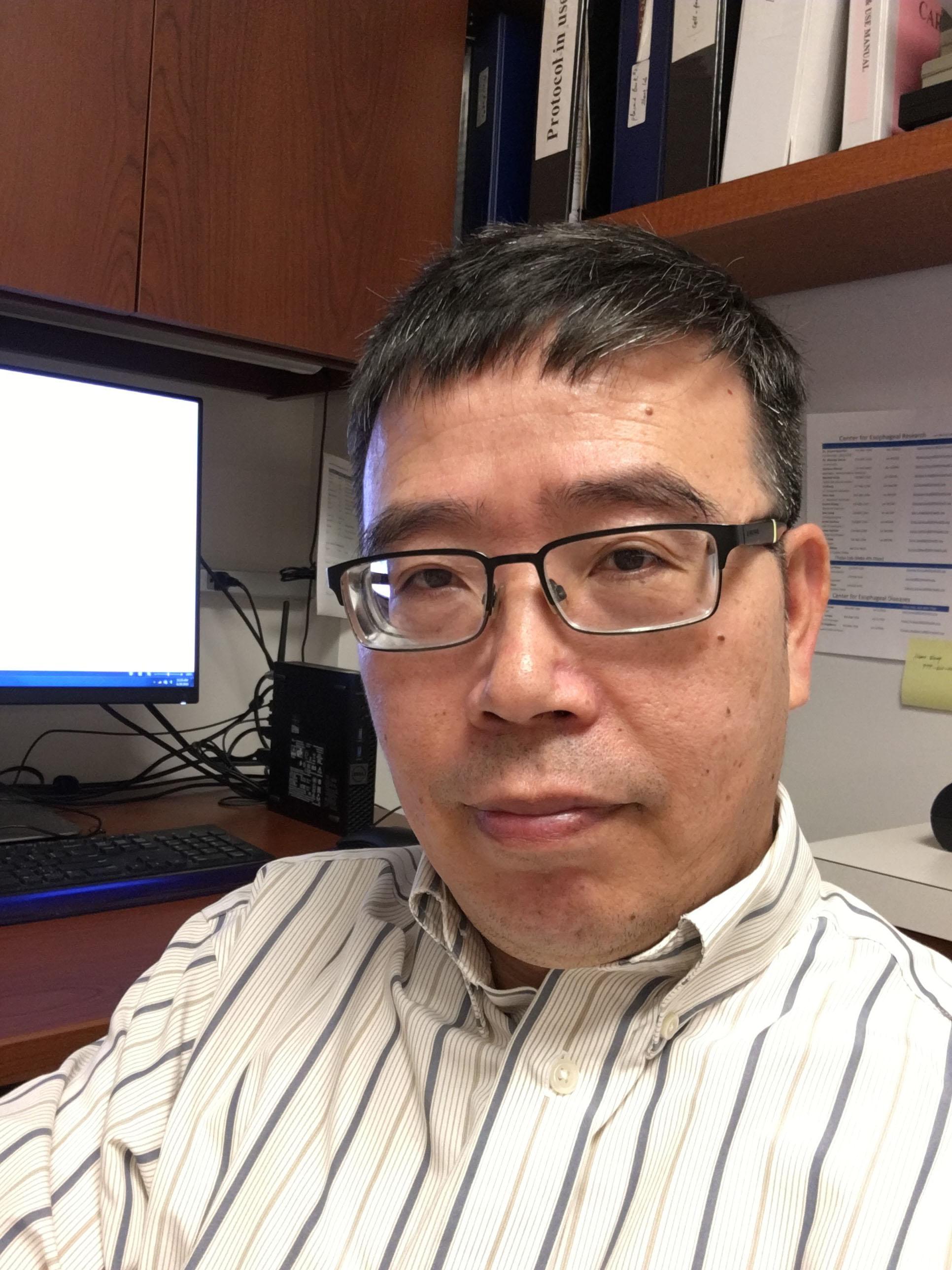 Qiuyang D. Zhang Ph.D.